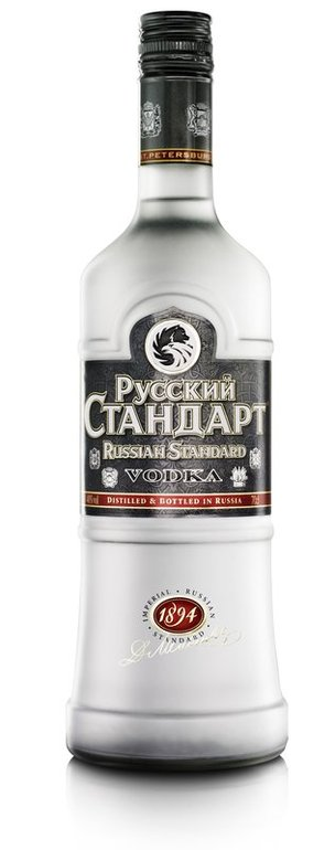 Russian Standart vodka 0,7l