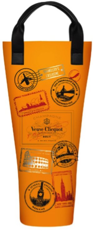 Veuve Clicquotb VCP Shopping bag 0,75l