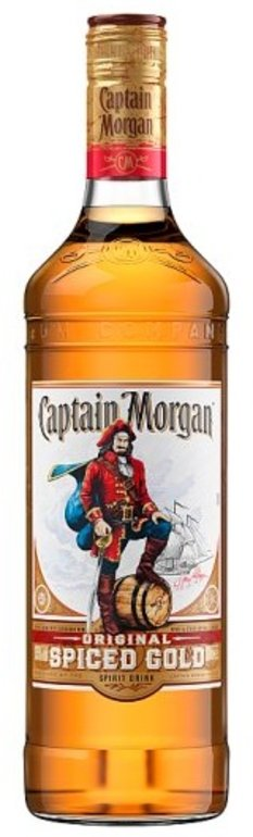 Captain morgan spiced 0,7l