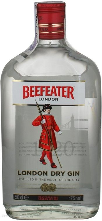 Gin Beefeater 0,5l