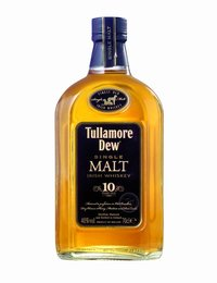 Tullamore Dew single malt 10let 0,7l