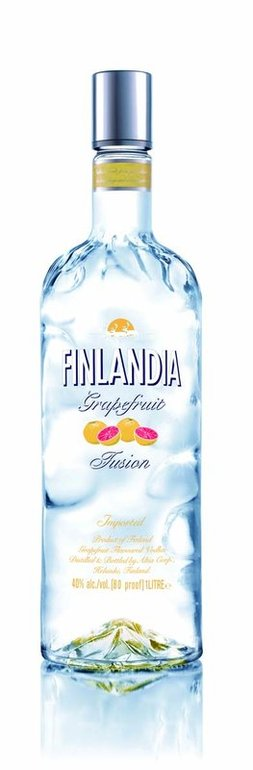 Finlandia grapefruit vodka 1l