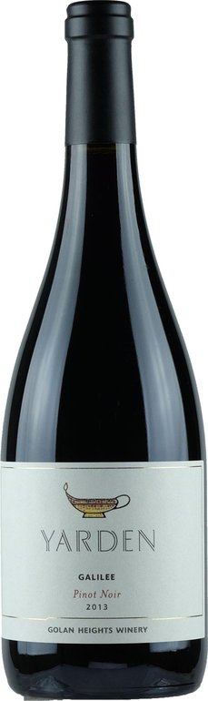 Golan Heights Winery Yarden Pinot Noir Kosher 2014 0.75l