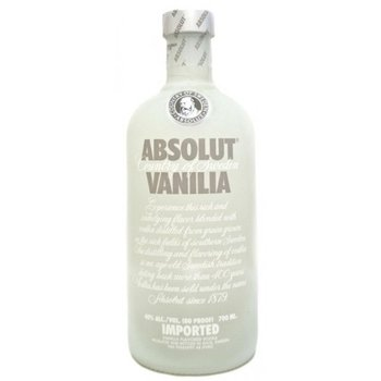 Absolut vanilia vodka 0,7l