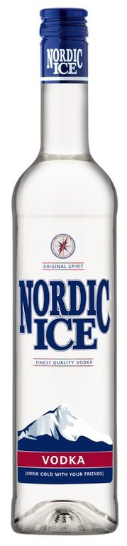 Nordic Ice vodka 0,5l
