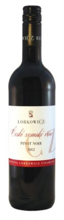 Bettina Lobkowicz Pinot Noir barrique Selection 2013 0.75l