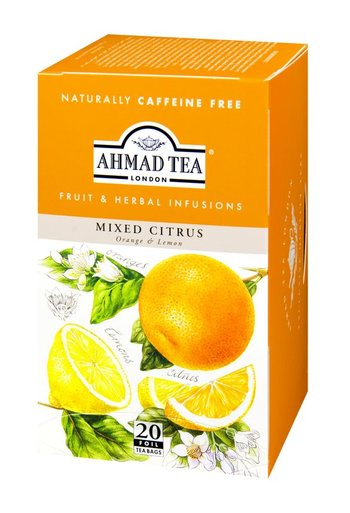 Mix citrus Ahmed tea 20x2g