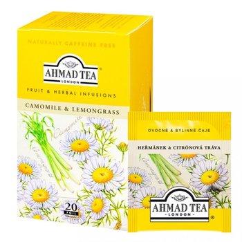 Camomile a Lemongrass Ahmad tea 20x2g