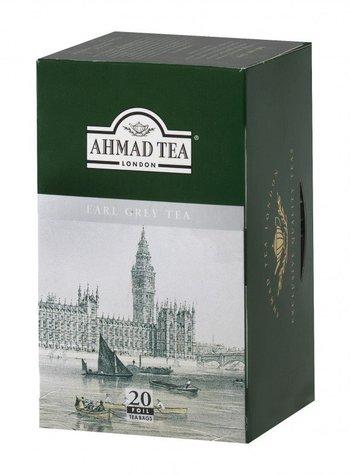Earl Grey Ahmad tea 20x2g