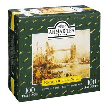 English tea Ahmad tea 100x2g