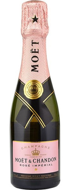 Moet & Chandon Rosé brut mini