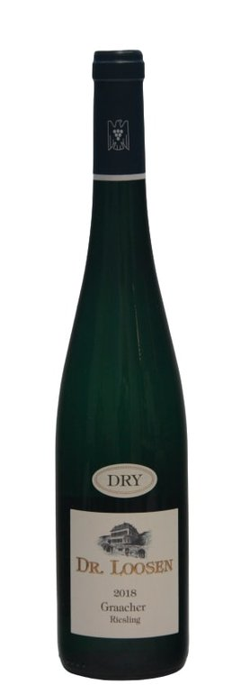 Graacher Riesling dry 2018