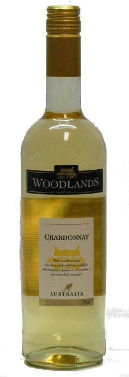Woodlands Chardonnay 2015/2016 0.75l