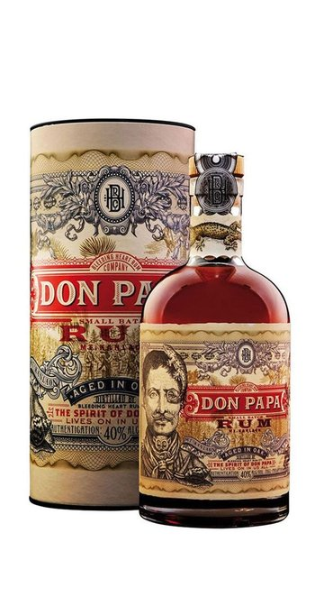 Don Papa Rum 0,7l GiftBox