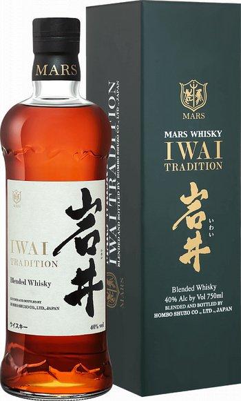 Iwai Tradition 40% 0,7l