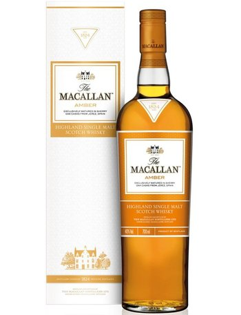 The Macallan 1824 Amber 0,7l