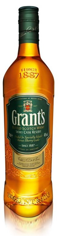 Grants Sherry Cask
