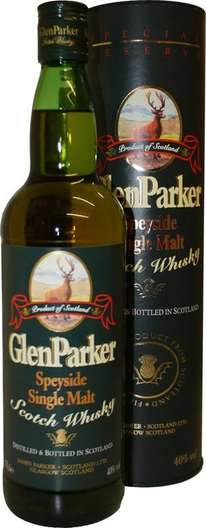 GlenParker Single Malt 1l 40%