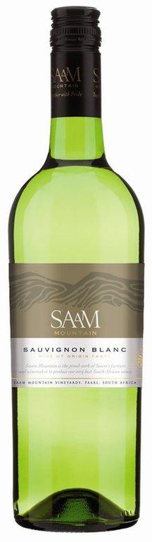 Saam Mountain Vineyards Sauvignon Blanc 2016 0.75l