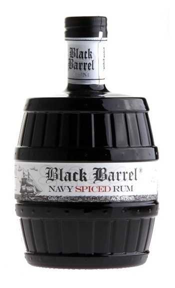 Spiced Black Barrel 40%