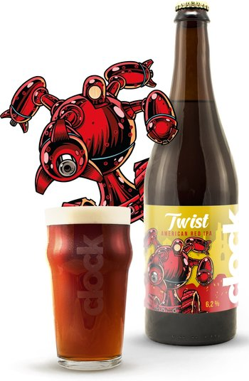 American Red IPA Twist 14°