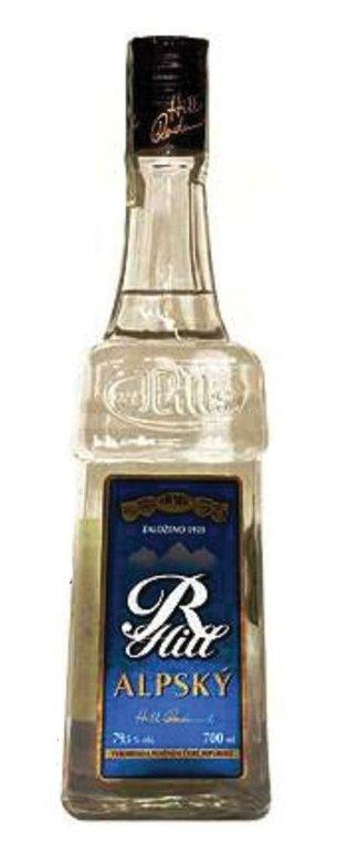 Hills Alpský rum