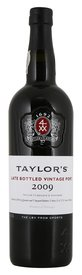 Late Bottled Vintage 2009 Taylors Porto
