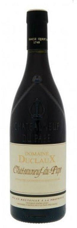 Domaine Duclaux Châteauneuf-du-Pape 2011 0.75l