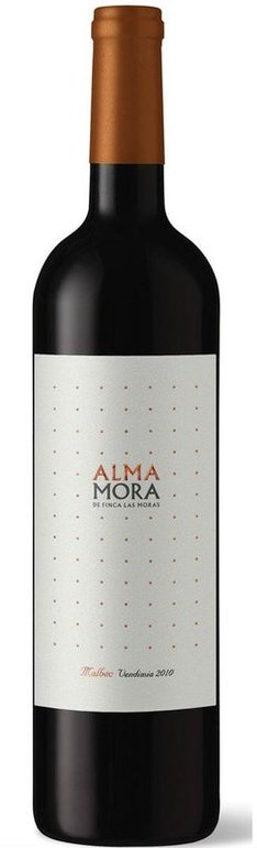 Alma Mora Malbec White Label