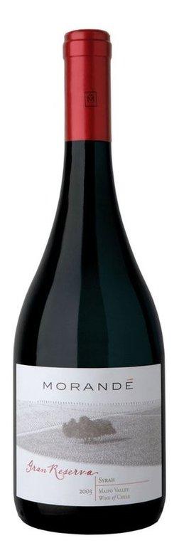Viňa Morande Syrah Gran Reserva 2013 0.75l