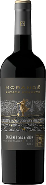 Viňa Morande Cabernet sauvignon Reserva 2014 0.75l