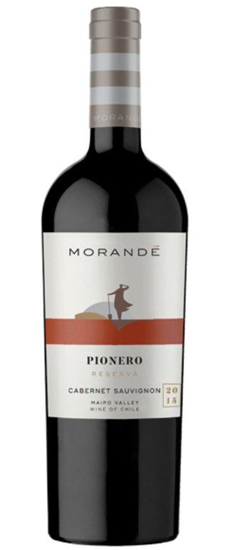 Viňa Morande Pionero Cabernet sauvignon 2015 0.75l