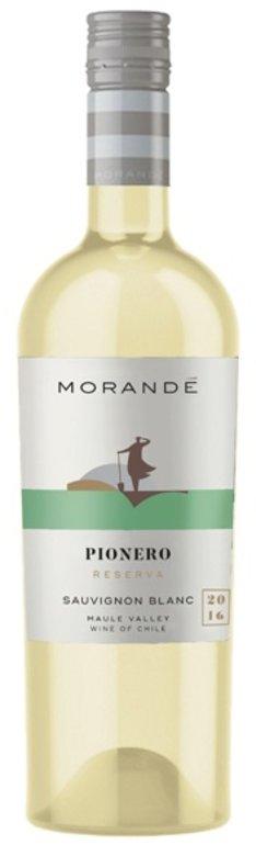 Viňa Morande Pionero Sauvignon Blanc 2015/2016 0.75l