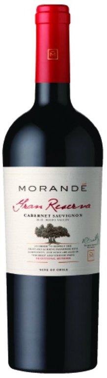 Viňa Morande Cabernet Sauvignon Gran Reserva 2011/2013 0.75l