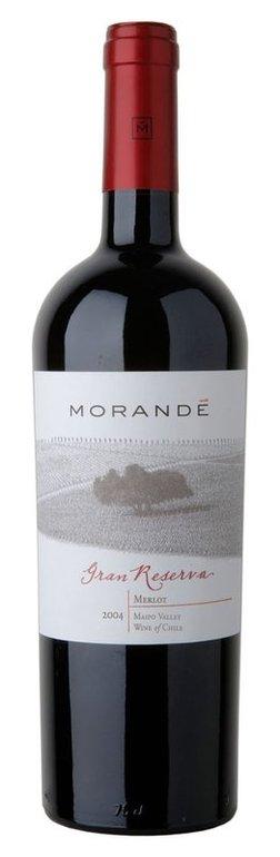 Viňa Morande Merlot Gran Reserva 2013 0.75l