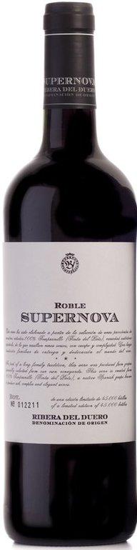 Alberto y Benito Ribera Supernova Roble 2015 0.75l