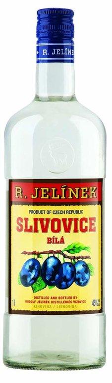Slivovice bílá