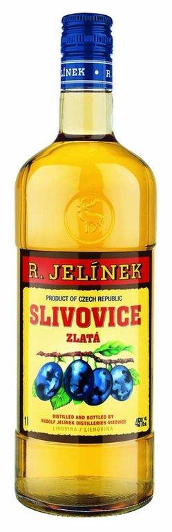 Slivovice Zlatá