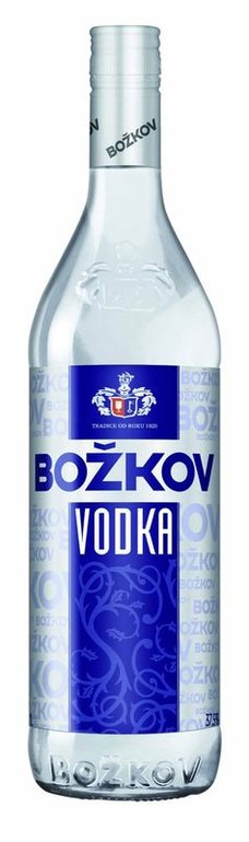 Vodka Božkov 1l