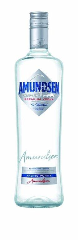 Amundsen vodka čirá 0,5l