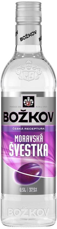 Moravská Švestka Božkov 0,5l