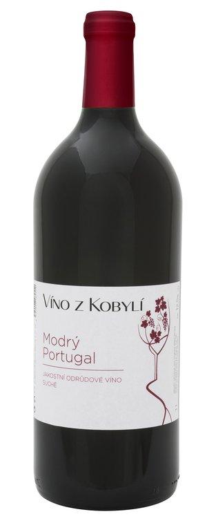 Kobylí Modrý Portugal 1l