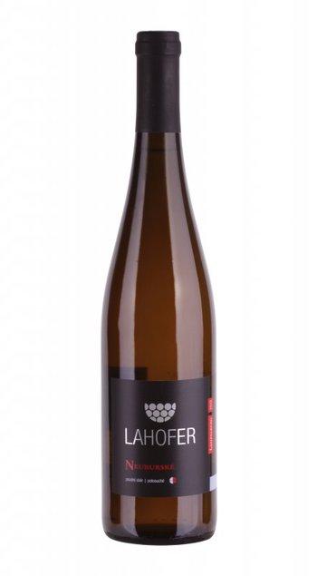 Vinařství Lahofer Neuburské pozdní sběr 2016 0.75l