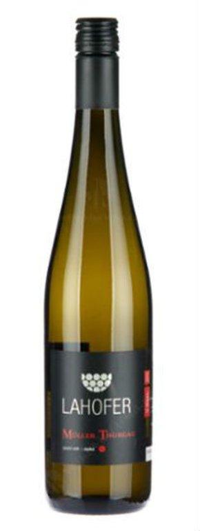 Vinařství Lahofer Muller Thurgau pozdní sběr 2017 0.75l