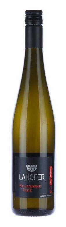 Vinařství Lahofer Rulandské šedé pozdní sběr