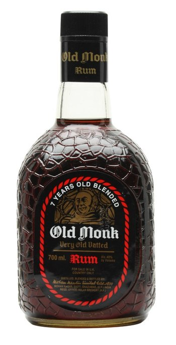 Old Monk rum 0,75l