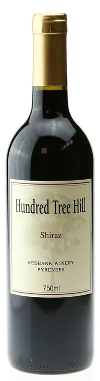 Hundred Tree Hill Shiraz