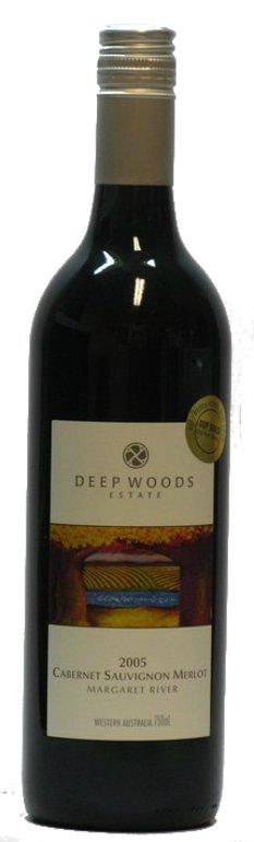 Deep Woods Estate Cabernet Sauvignon Merlot 2008 0.75l